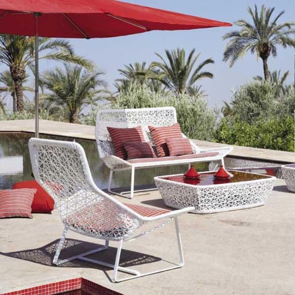 Cuidados para los muebles de terraza y jardín. Mantemiento Jardin ...
