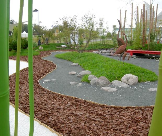 Cultivo cuidados y mantenimiento de la ca a de bamb for Como decorar parques y jardines