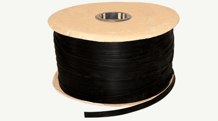 Presentación comercial de cinta de riego en rollo