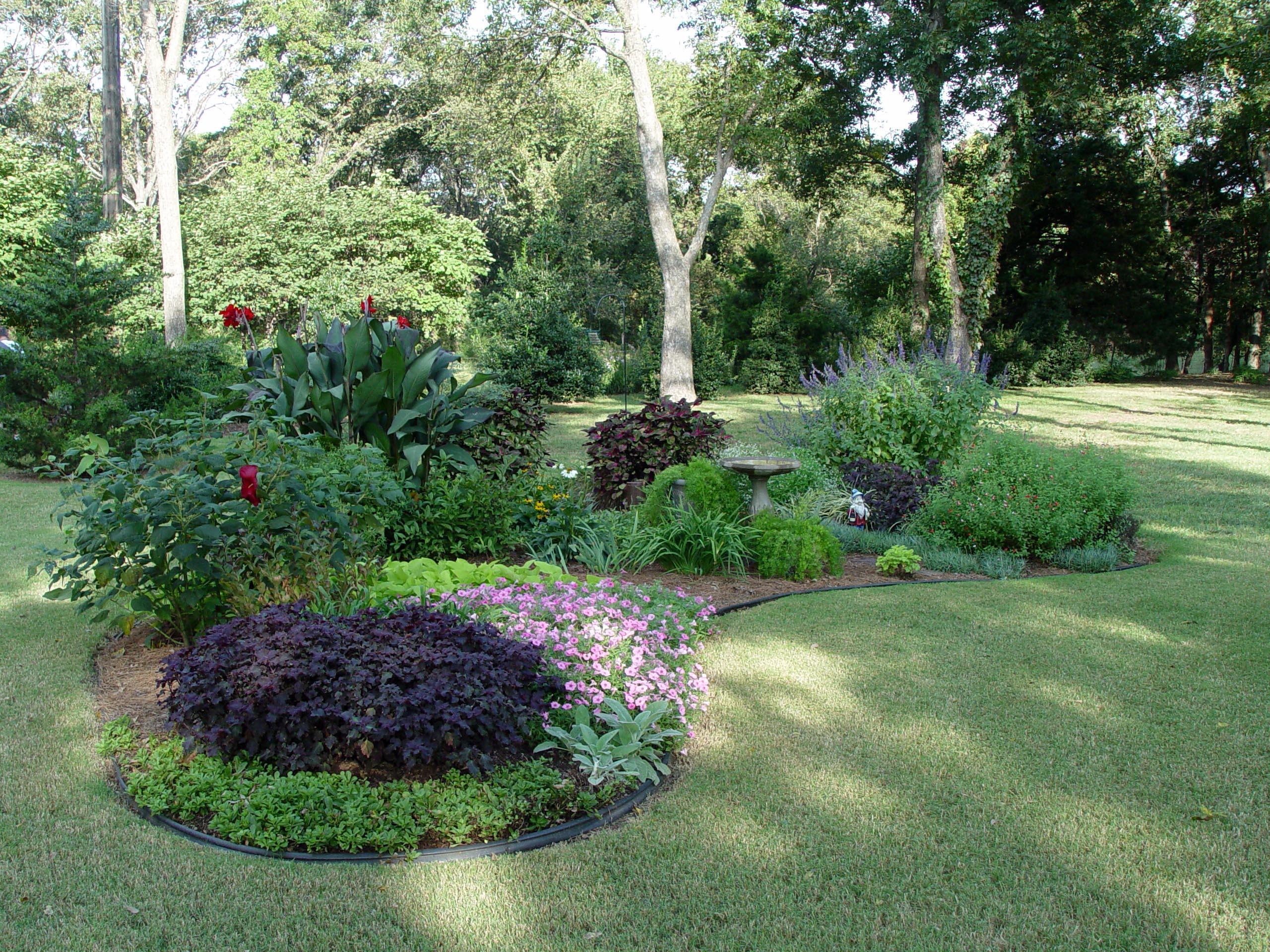 Cómo diseñar un parterre en el jardín