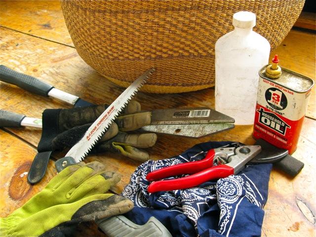 Cómo se desinfectan las herramientas de jardinería