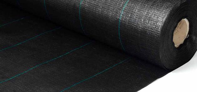 Mallas o telas antihierba: Ventajas, desventajas y colocación
