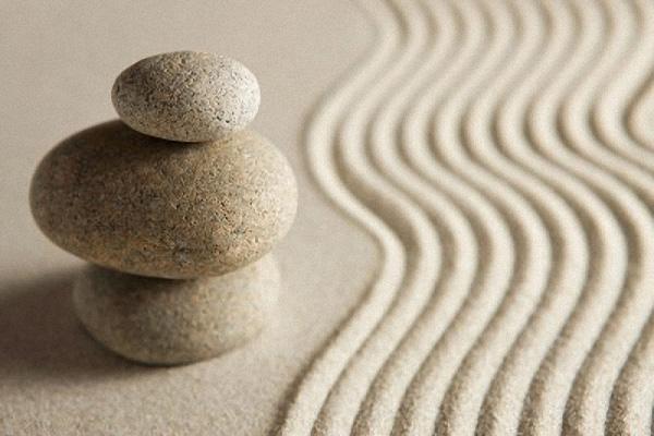 C mo hacer un jard n zen dise o jardin jardin paisajismo - Arena jardin zen ...