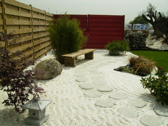 Cómo hacer un jardín japonés en un espacio reducido