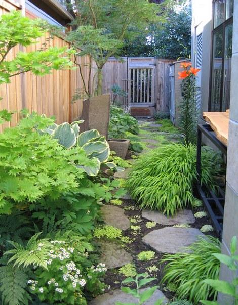 Optimizando espacios ideas para dise ar un jard n peque o dise o jardin flor de planta flor - Disenar un jardin pequeno ...