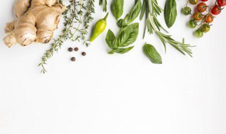 Hierbas aromáticas huerto