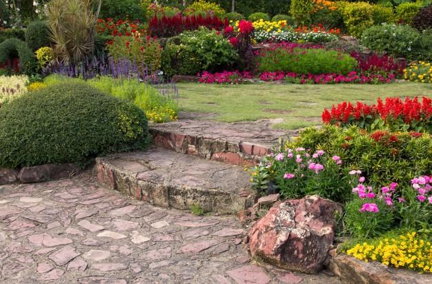 Tipos de Jardines, Conoce los más Comunes